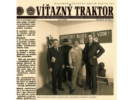 Litecký Ján Šveda - Víťazný traktor - CD