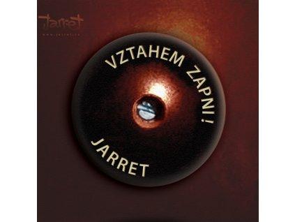 Jarret - Vztahem zapni  - CD