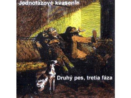 Jednofázové kvasenie - Druhý pes, tretia fáza - CD