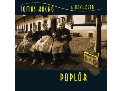 Kočko Tomáš & Orchestr - Poplór - CD