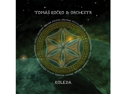 Kočko Tomáš & Orchestr - Koleda - CD