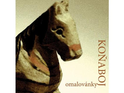 Koňaboj - Omalovánky - CD