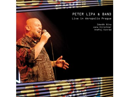 Lipa Peter - Live in Akropolis Prague - CD