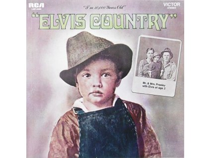 elvis presley country