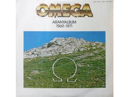 omega aranyalabum