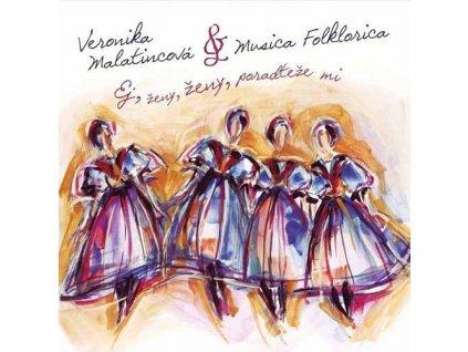 Musica Folklorica - Ej ženy. Ženy.poraďteže mi - CD