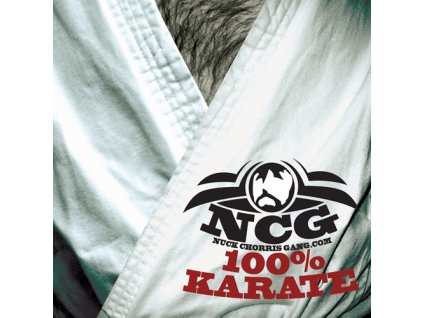 Nuck Chorris Gang - 100% karate - CD