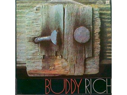 RICH BUDDY - LP / BAZAR