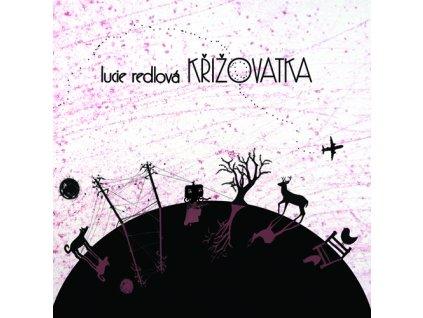 Redlová Lucie - Křižovatka - CD