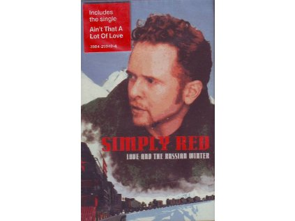 simply red love russian winter