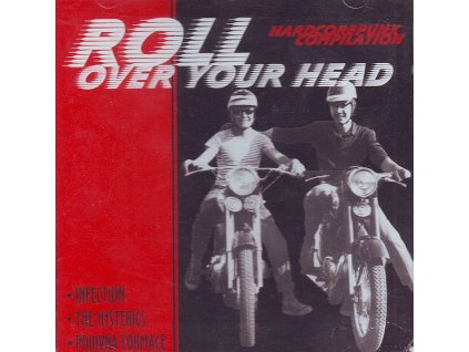 roll over your head