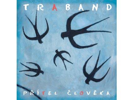 Traband - Přítel člověka - CD V knížečce - CD