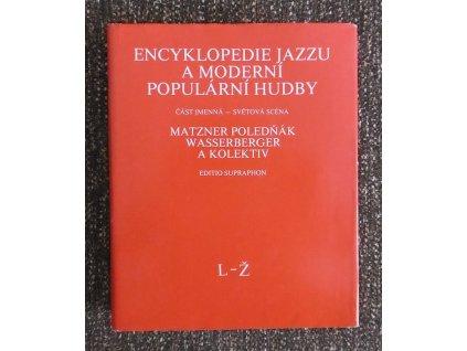 encyklopedia jazzu popularni hudby l z