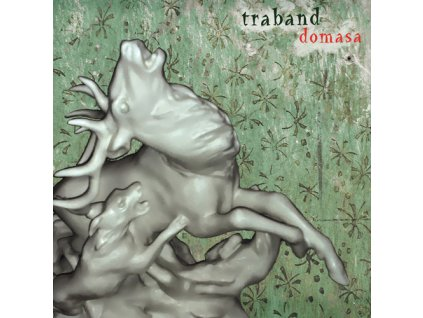 Traband - Domasa - Plastový box - CD