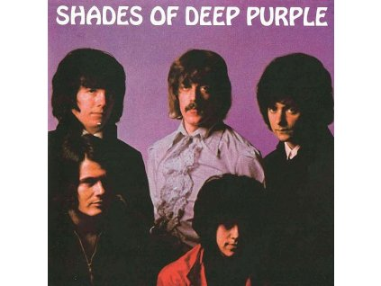 deep purple shades