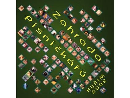 V/A - Zahrada písničkářů Kuřim 2002 - CD