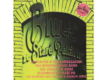 V/A - Blues ze Staré Pekárny č. 2. - CD