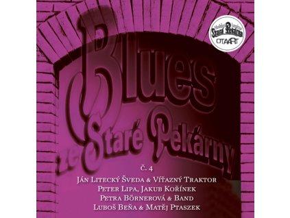 V/A - Blues ze Staré Pekárny č. 4 - CD