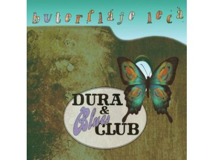 dura blues club buterflaje
