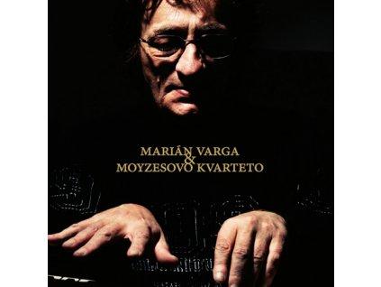 Varga Marián & Moyzesovo kvarteto - Marián Varga & Moyzesovo kvarteto - CD