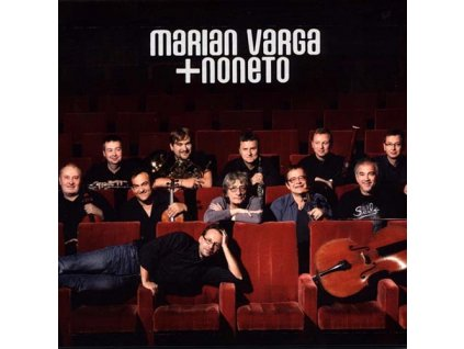 Varga Marian & Noneto - Marian Varga & Noneto - CD