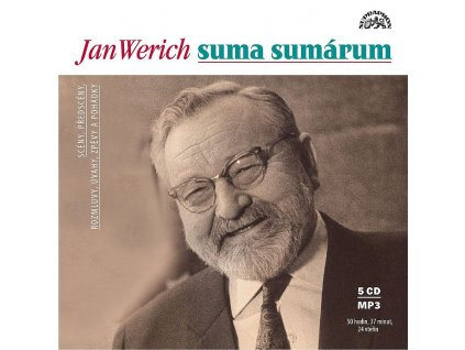 JAN WERICH SumaSumarum 5CD