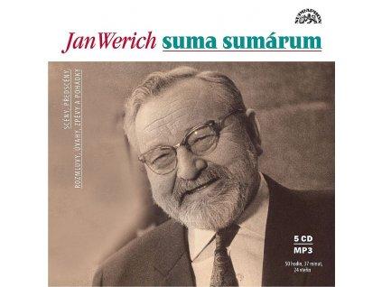 JAN WERICH SumaSumarum 5CD