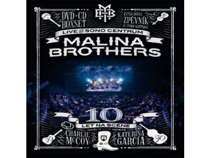 malina brothers 10 let