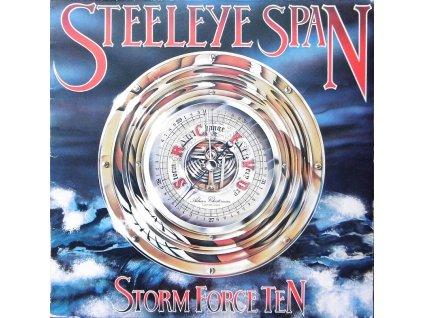 STEELEYE SPAN - Storm Force Ten - LP / BAZAR