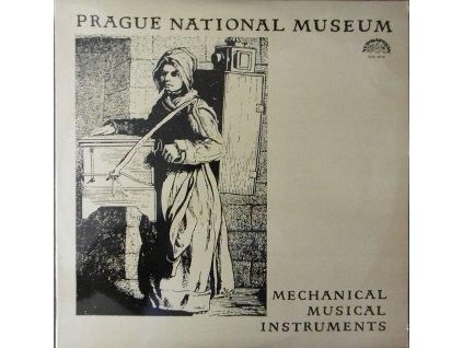mechanical musical instruments