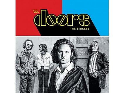 doors singles cd