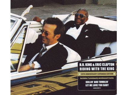 clapton king riding with the king 7