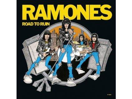 ramones road to run