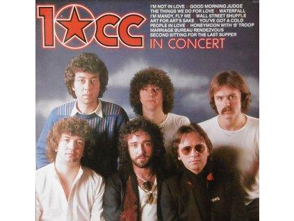 10cc in concert 1