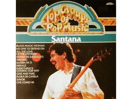 santana top groups