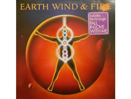 EARTH WIND FIRE POWERLIGHT