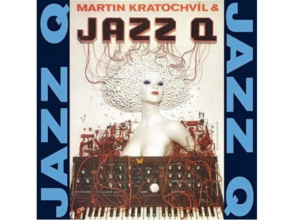 JAZZ Q - Martin Kratochvíl & Jazz Q - 8CD BOX