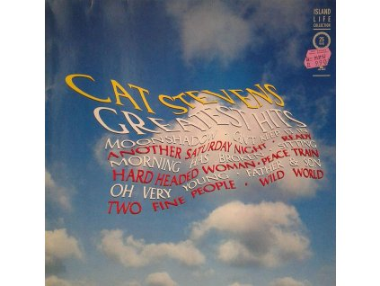 cat stevens greatest hits 1975 11