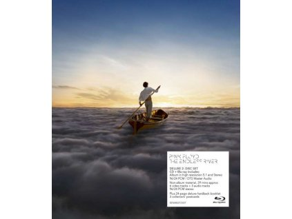 pink floyd endless river cd blue ray