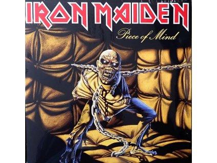 iron maiden piece