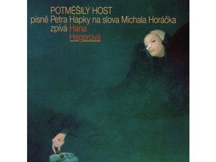 HEGEROVÁ HANA - Potměšilý host - LP / VINYL