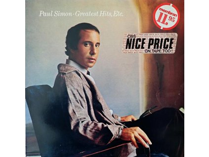paul simon greatest hits etc