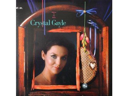crystal gayle straight
