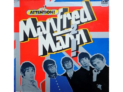 MANFRED MANN ATTENTION 2