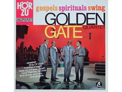 golden gate quartet gospels spirituals swing 1