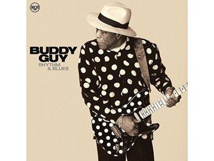 buddy guy rhythm and blues 2lp