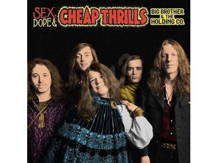 big brother janis joplin sex dope cheap thrills