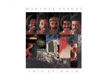 WEATHER REPORT - Tale Spinnin' - CD
