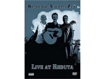KRATOCHVÍL & ACKERMAN & ZANGI - Live at Reduta - DVD