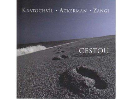KRATOCHVÍL MARTIN & ACKERMAN & ZANGI - Cestou - CD